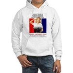 Thanks, President Bush! Hooded Sweatshirt