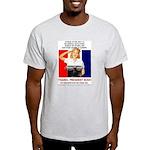 Thanks, President Bush! Ash Grey T-Shirt