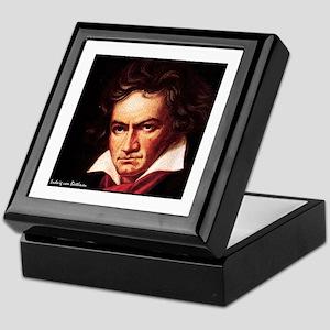 """Faces """"Beethoven"""" Keepsake Box"""