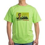 You Lose, Sister! Green T-Shirt