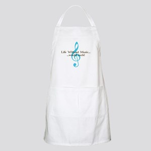 Life Without Music BBQ Apron