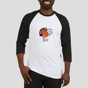 Bill Baseball Jersey