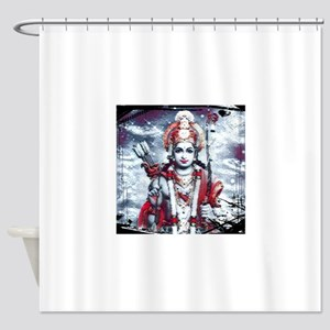 Ram 2 Merchandise Shower Curtain