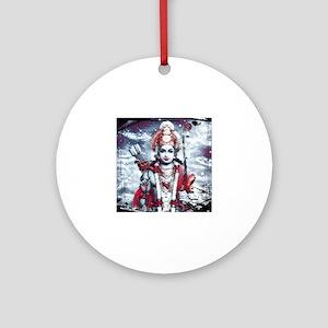 Ram 2 Merchandise Round Ornament