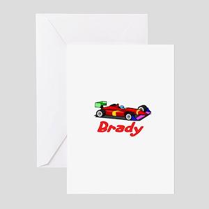 Brady Greeting Cards (Pk of 10)