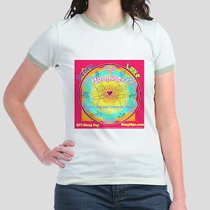 Dizzy Jr. Ringer T-Shirt- free hips