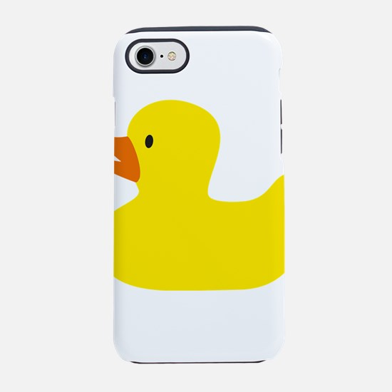 rubber duck iPhone 8/7 Tough Case