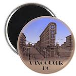 Vancouver Gastown Souvenir Magnet