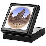 Vancouver Gastown Souvenir Keepsake Box