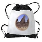 Vancouver Gastown Souvenir Drawstring Bag