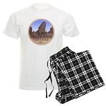 Vancouver Gastown Souvenir Men's Light Pajamas