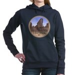 Vancouver Gastown Souven Women's Hooded Sweatshirt