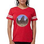 Vancouver Gastown Souvenir Womens Football Shirt