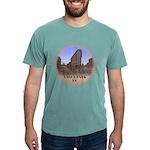 Vancouver Gastown Souven Mens Comfort Colors Shirt