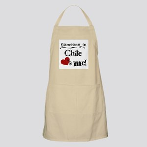 Chile Loves Me BBQ Apron