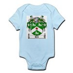 Hill Family Crest Infant Creeper