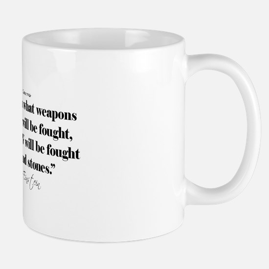 War Quote Mug