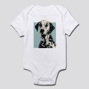 Dalmatian (Front only) Infant Bodysuit