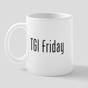 TGI Friday Mug