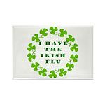 Irish Flu Rectangle Magnet (100 pack)