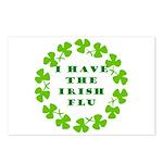Irish Flu Postcards (Package of 8)