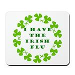Irish Flu Mousepad