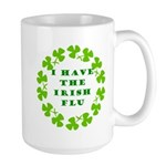 Irish Flu Large Mug