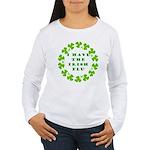 Irish Flu Women's Long Sleeve T-Shirt