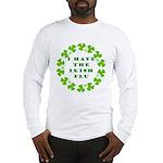 Irish Flu Long Sleeve T-Shirt