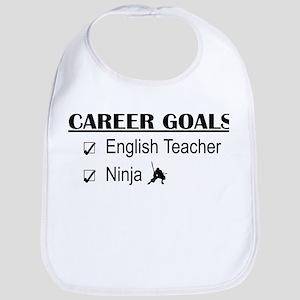 English Teacher Career Goals Bib