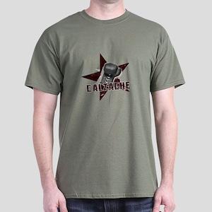 THE STAR-CALZAGHE Dark T-Shirt