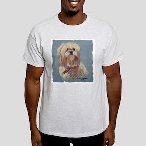 Lhasa Ash Grey T-Shirt
