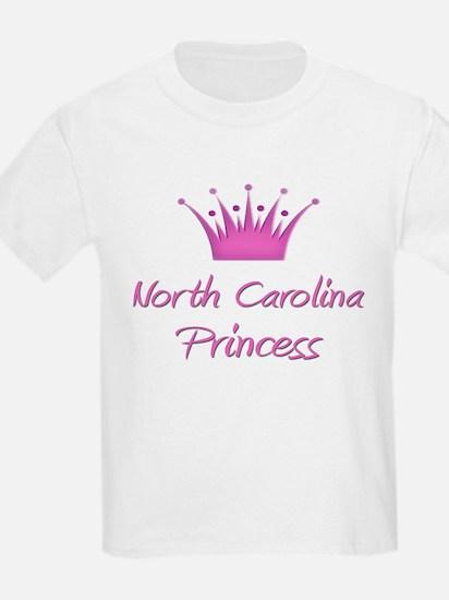 North Carolina Princess T-Shirt