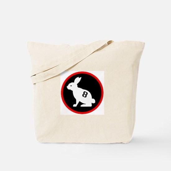 Bunny 8 Tote Bag