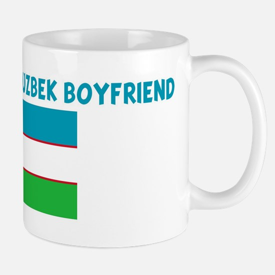 PROPERTY OF MY UZBEK BOYFRIEN Mug