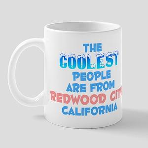 Coolest: Redwood City, CA Mug