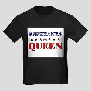 ESPERANZA for queen Kids Dark T-Shirt