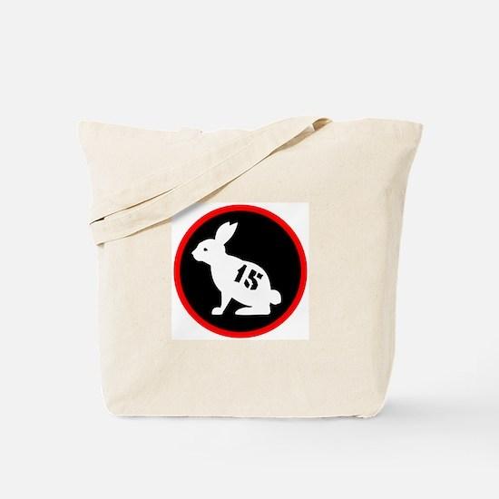 Bunny 15 Tote Bag