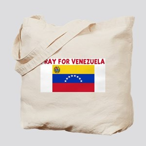 PRAY FOR VENEZUELA Tote Bag