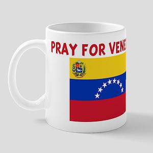 PRAY FOR VENEZUELA Mug