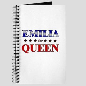 EMILIA for queen Journal