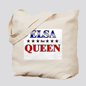 ELSA for queen Tote Bag