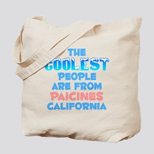 Coolest: Paicines, CA Tote Bag