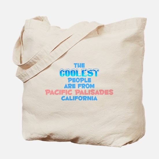 Coolest: Pacific Palisa, CA Tote Bag