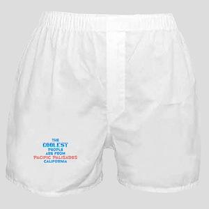 Coolest: Pacific Palisa, CA Boxer Shorts
