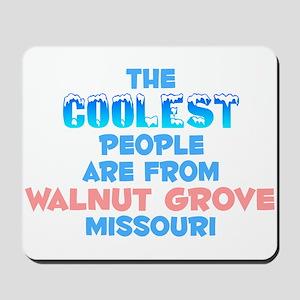 Coolest: Walnut Grove, MO Mousepad