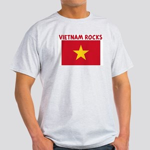 VIETNAM ROCKS Light T-Shirt