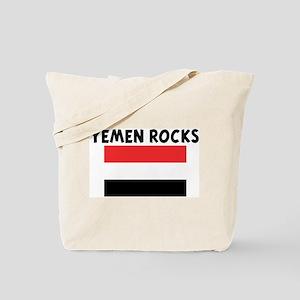 YEMEN ROCKS Tote Bag