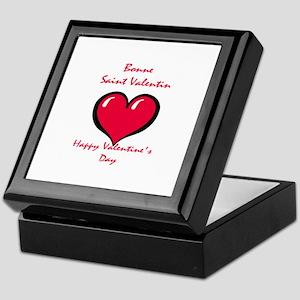 French Valentine Keepsake Box