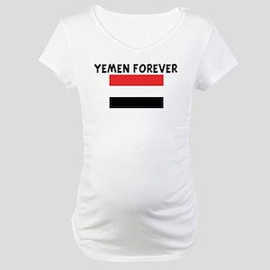 YEMEN FOREVER Maternity T-Shirt